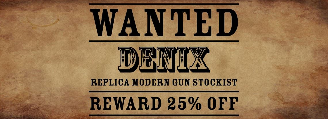 Denix Modern Guns